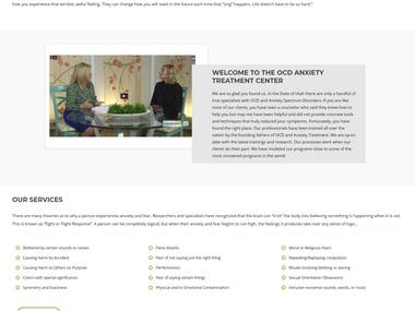 Website for theocdandanxietytreatmentcenter