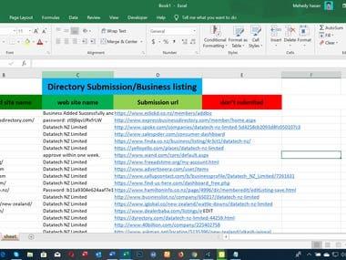 Do directory listing