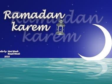 Ramadan Karim design