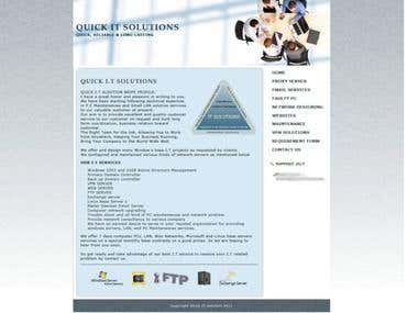 Quick IT Solutions