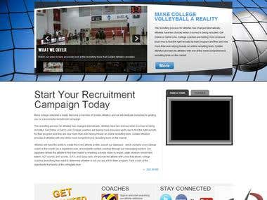 Athletes and Coaches Networking Portal