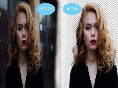 I Will Do 400 Images Background Removal And Fast Delivery