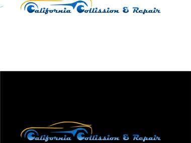 Logo edited for california collission and repair