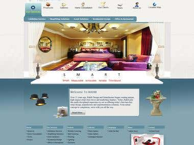 Interior Decoration compay in UAE