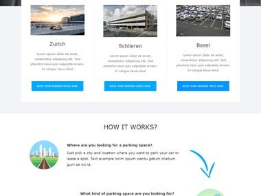 Park Anywhere (WordPress)