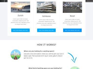 Park Anywhere (WordPress)