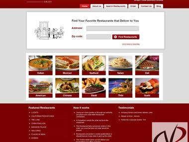 Restaurant Online Delivery