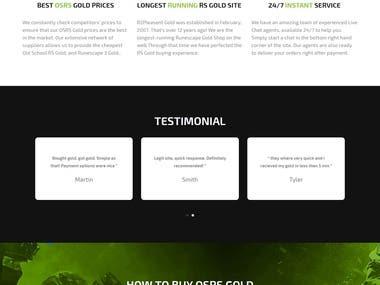 GAMEZBOOST (WordPress)
