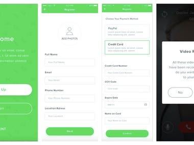 Doctor-Patient App