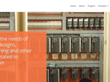 Automation & Drives range of products Website