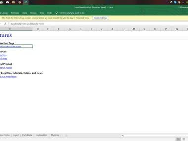 Design a formSheet