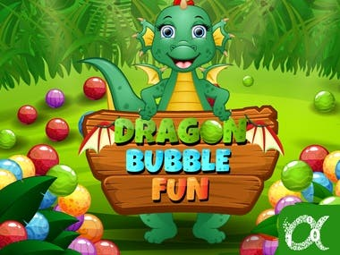 Dragon Bubble Fun