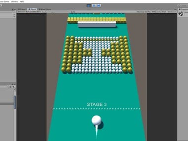 Unity Color Bump Game