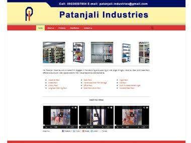 www.patanjaliindustries.com