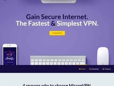 Better VPN Choice For Security.