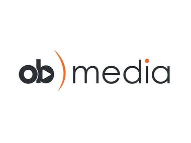 OB Media - Logo Design