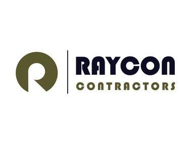 Raycon Contractor - Logo Design