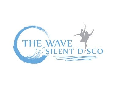 The Wave Silent Disco - Logo Design