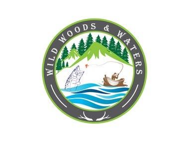 Wild Wood Water - Logo Design
