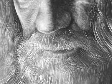 Portrait and Caricature