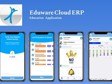 Eduware Cloud ERP