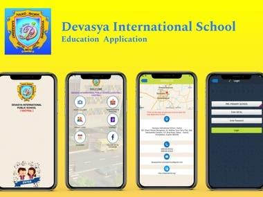Devasya International School, Vastral