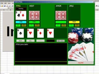 PokerExcel