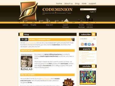 codeminion.com (2012)