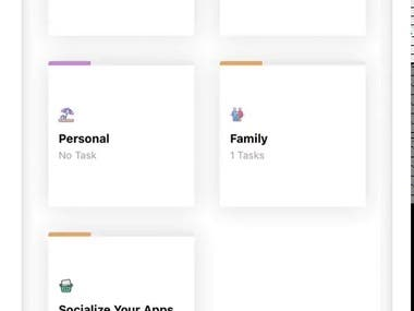 Todo List App (Native iOS)
