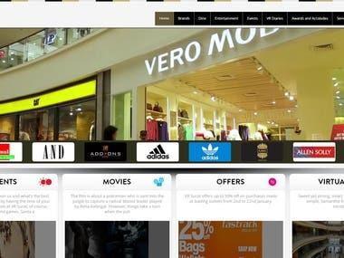 VR Surat mall