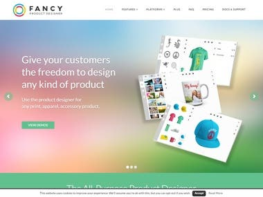 fancy products