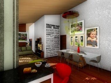 livin room design