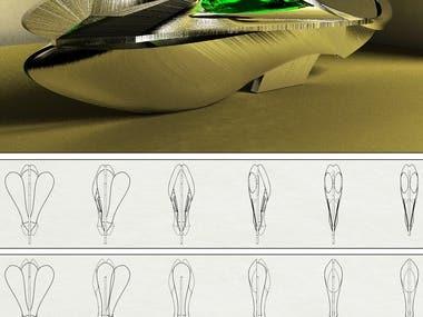 3D Design / Architectural Design / Concept Design