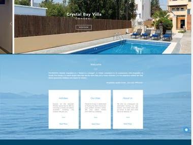 Filoxenia in blue | Holiday Villas