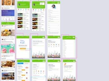 Review/ Rating App