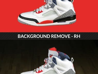 Background Remove - Clipping Path
