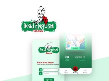 Read English Books App