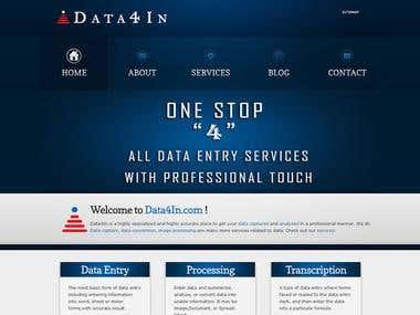 Data4in