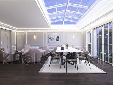 Dining Room Design In UK