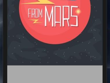 Mars' Signals