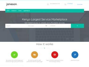 Kenya Largest Service Marketplace