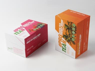 Packging / Box Designing
