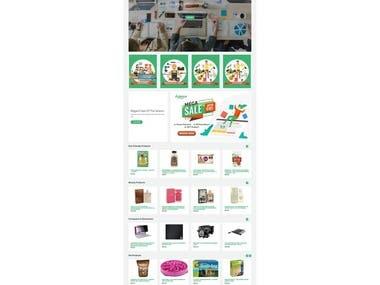Shopify Full Website Creation