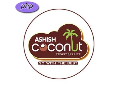 Ashish Coconut (website on PHP and MySQL)