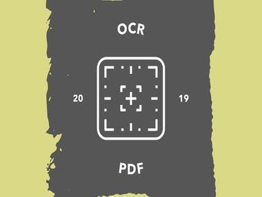 Ocr2PDF