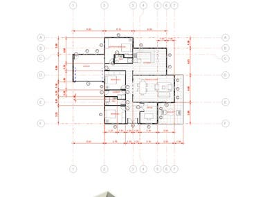 Detailed Floor plans, Elevations, Sections, Structural plans