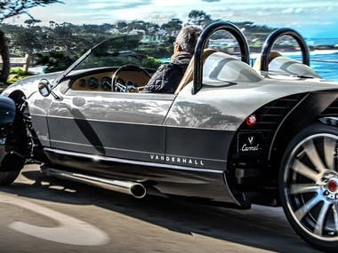Vanderhall Social Media growth and marketing