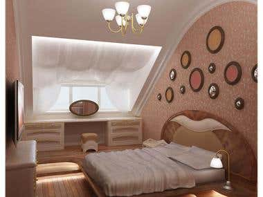 Interior, Architecture