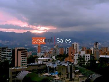 CASACOL Medellín Real Estate Investing: Energy Living - Casa