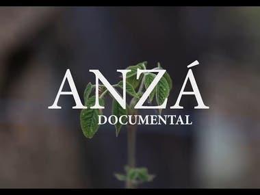Corto documental ANZÁ